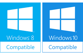 Comptaible Windows 8 y 10